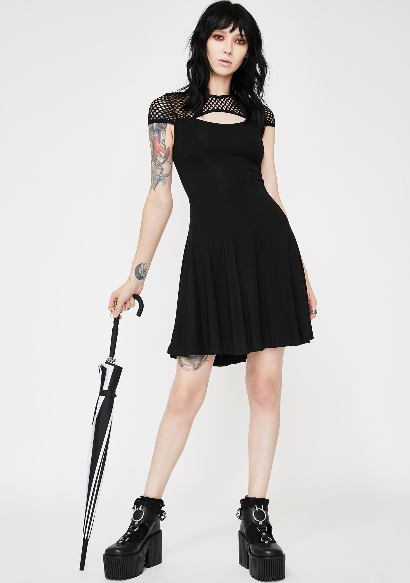 Killstar Absinthe Skater Dress
