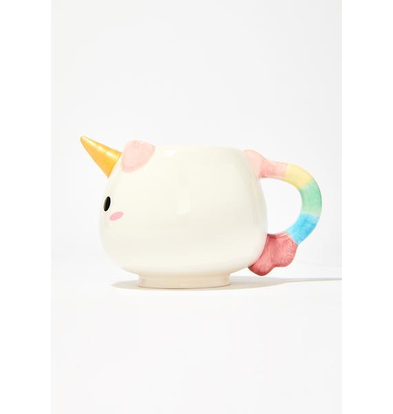 Smoko Elodie Unicorn Mug