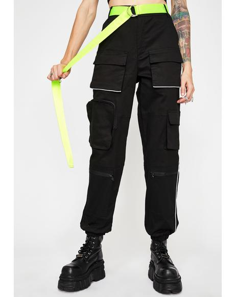 Fight Or Flight Cargo Pants