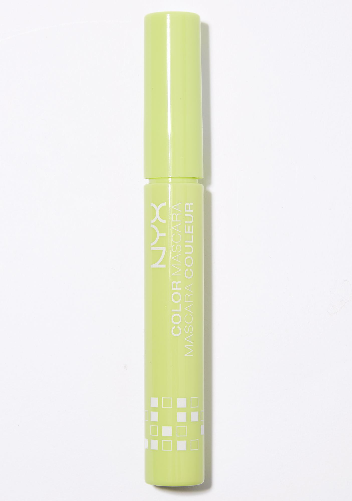 NYX  Perfect Pear Color Mascara