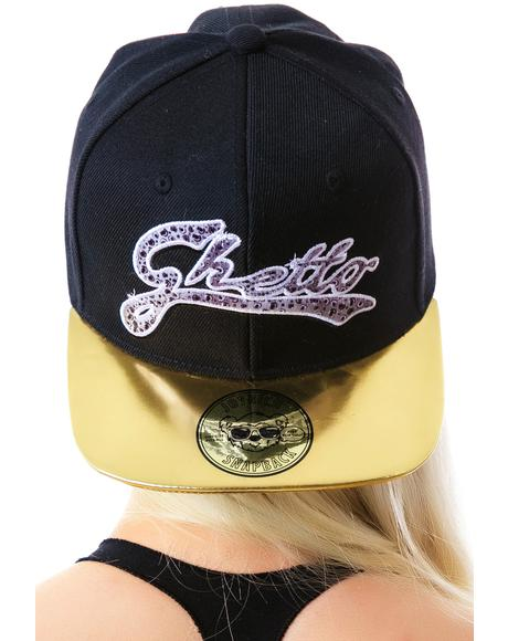 Ghetto Bling Bling Snapback