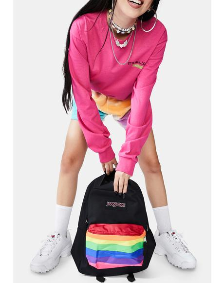 Rainbow Dreams High Stakes Backpack