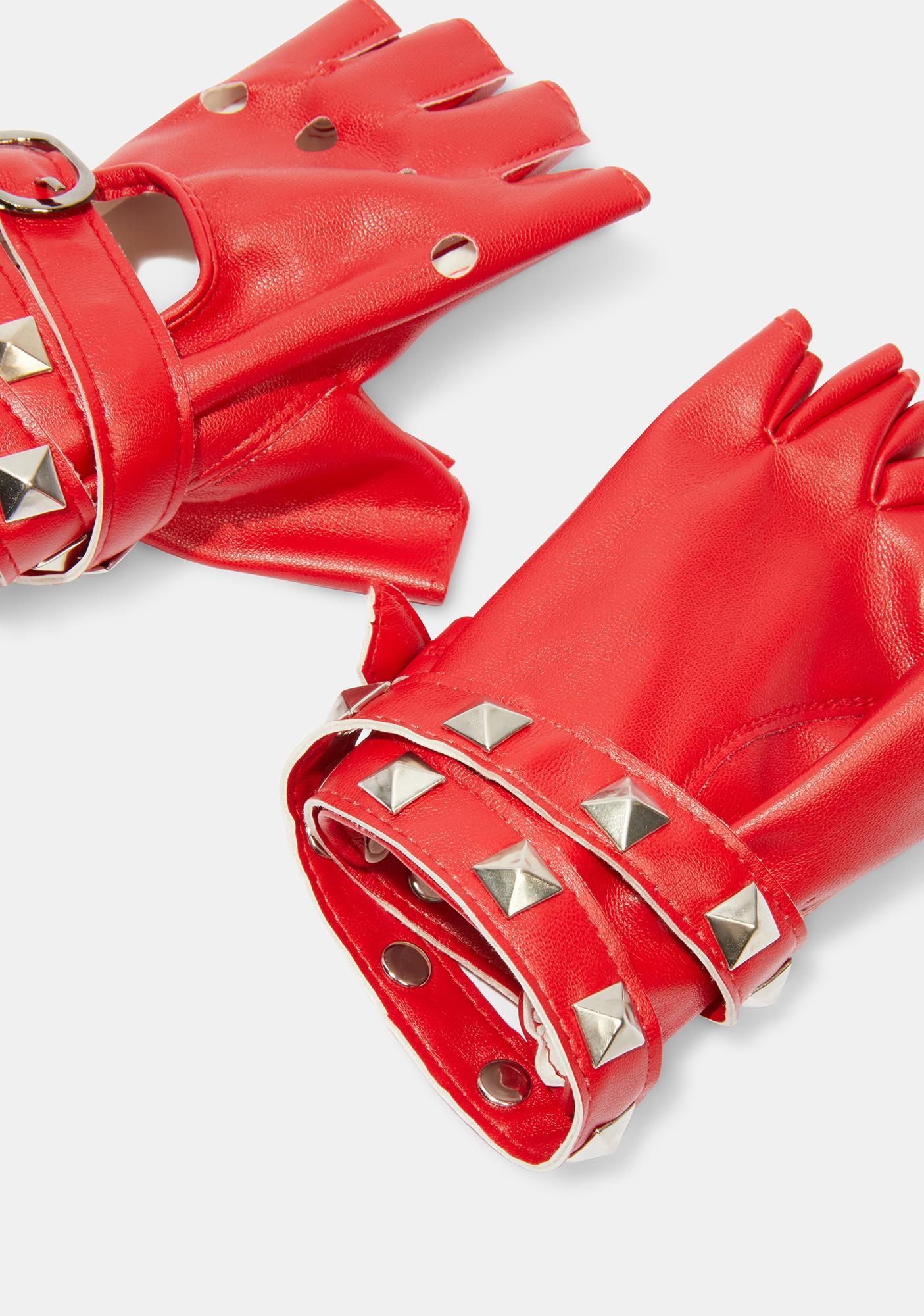 Tough Love Studded Gloves