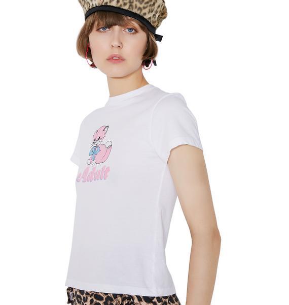 Lazy Oaf Adult T-Shirt