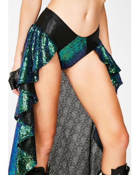 Humboldt Thottie Sequin Skirt N' Bottoms