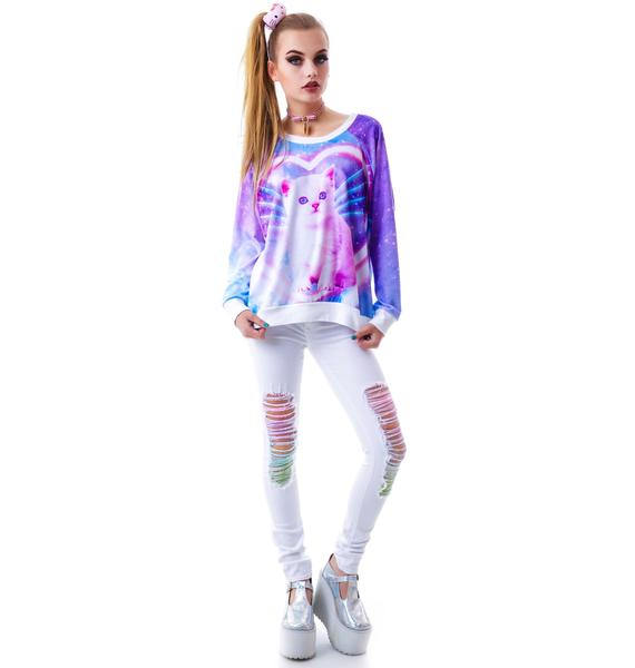 Japan L.A. Funky Catsterz Sweatshirt