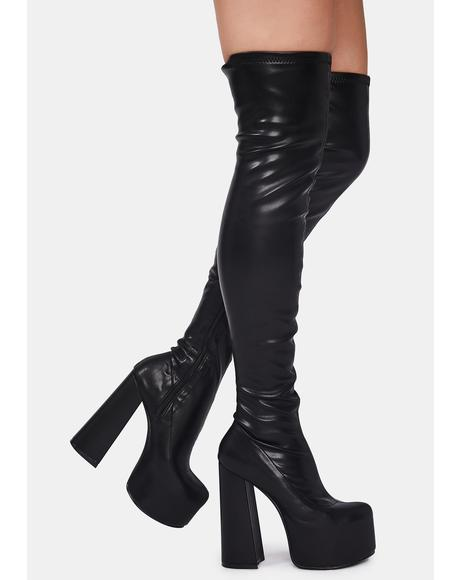 Havasu Knee High Boots
