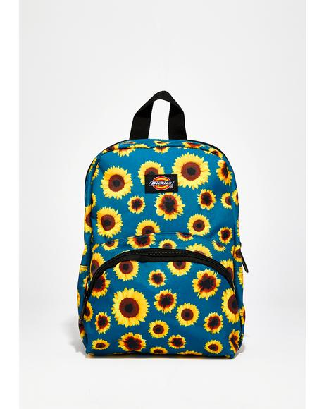 Sunflowers Mini Backpack