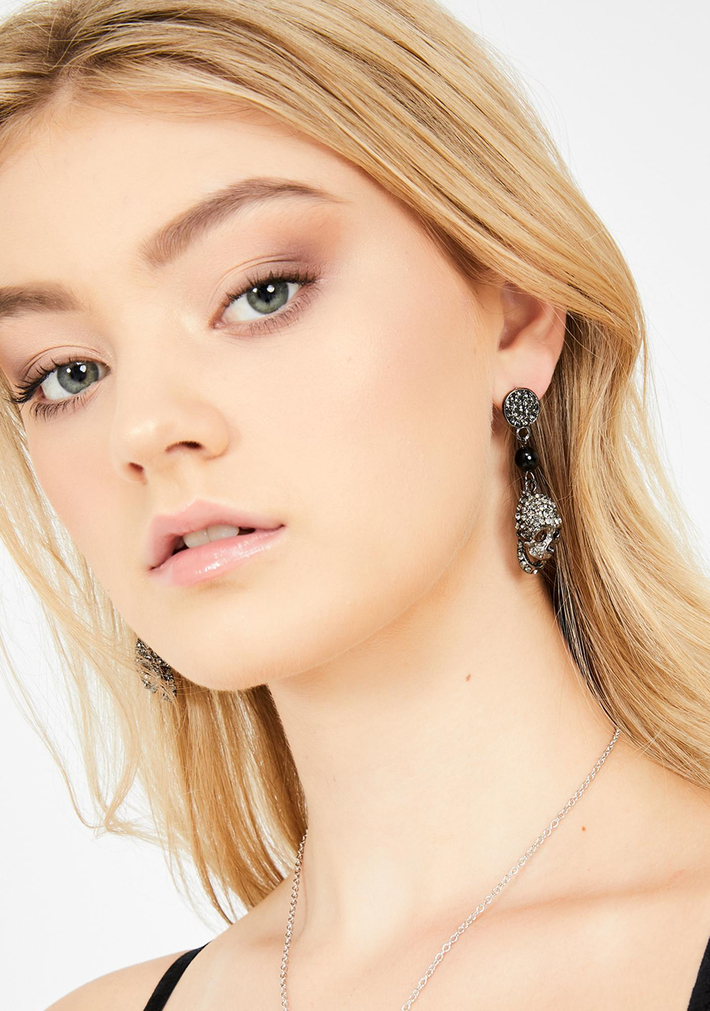 Look Alive Drop Earrings