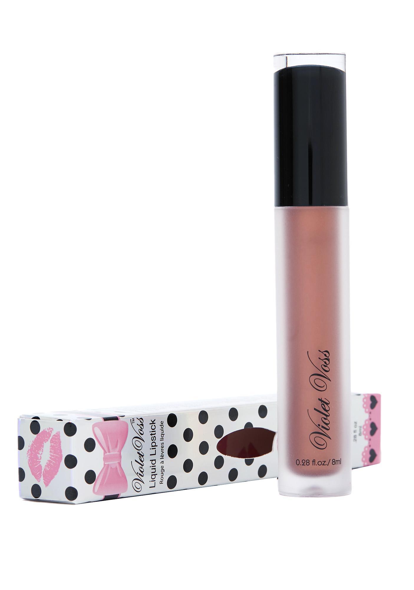 Violet Voss Current Mood Matte Liquid Lipstick