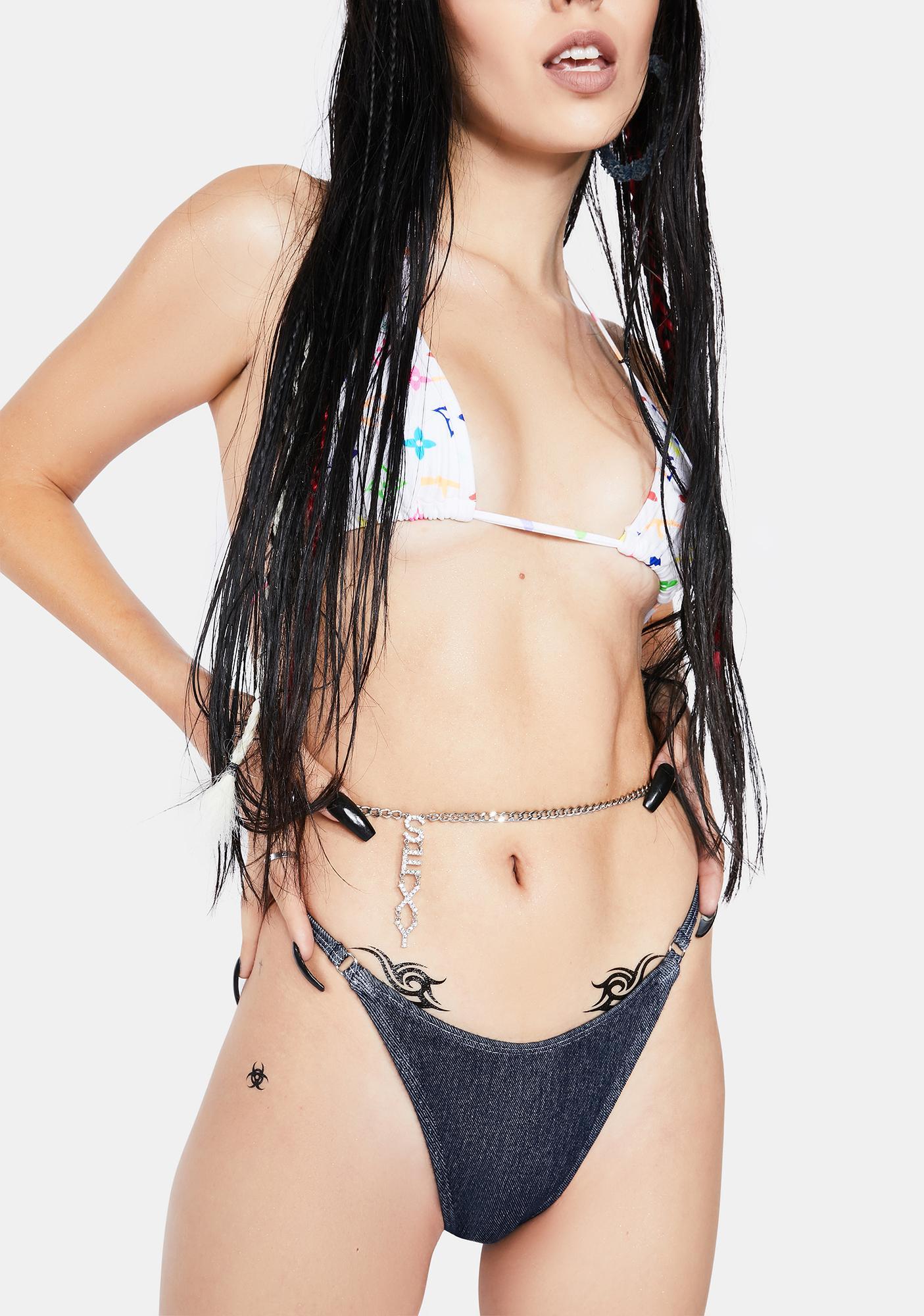 Twiin Origin Micro Bikini Bottoms