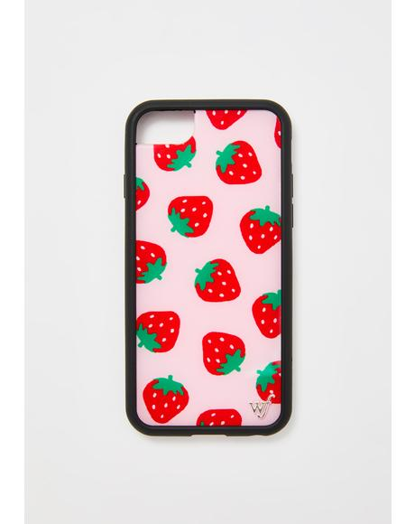 Very Berry iPhone Case