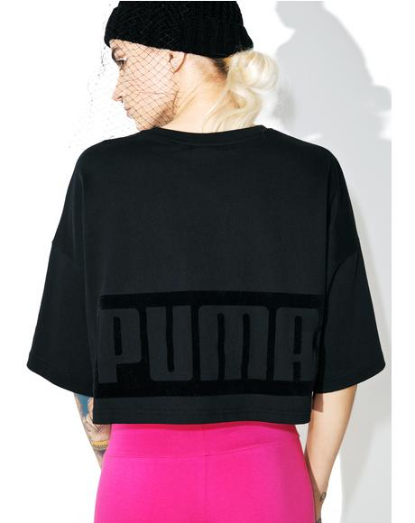 Xtreme Cropped Top