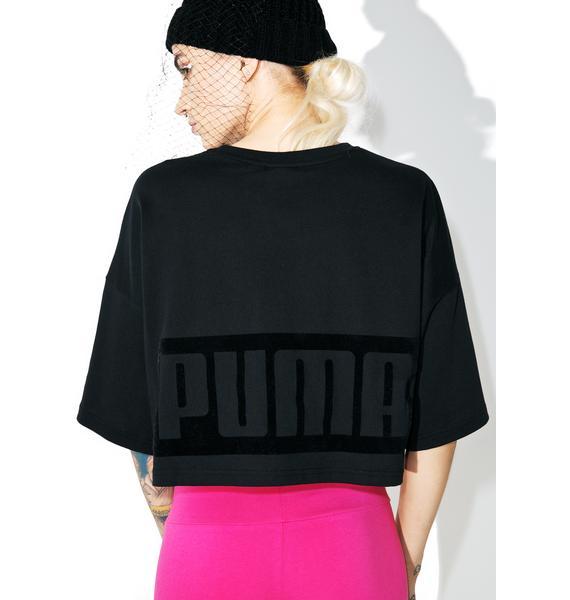 PUMA Xtreme Cropped Top