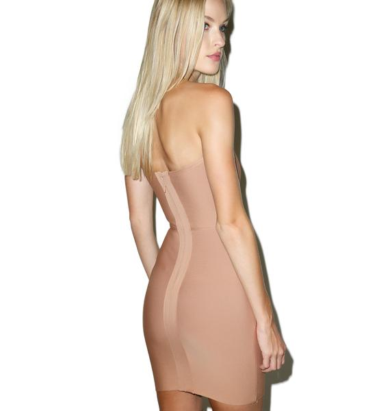 Sugar 'N Spice Bodycon Dress