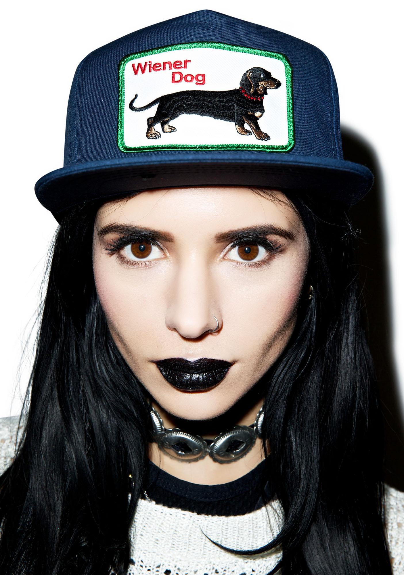 Dog LTD. Wiener Dog Snapback