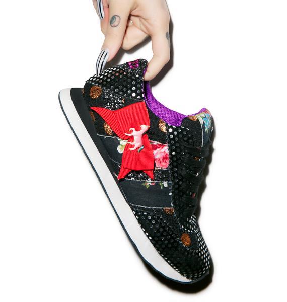 Irregular Choice Fozzie Fun Sneakers