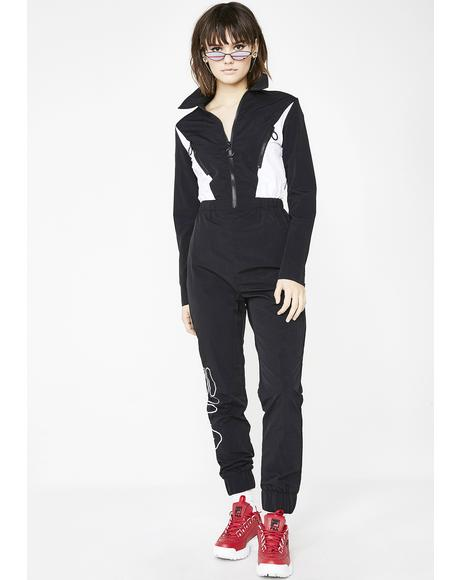 Houston Flight Jumpsuit
