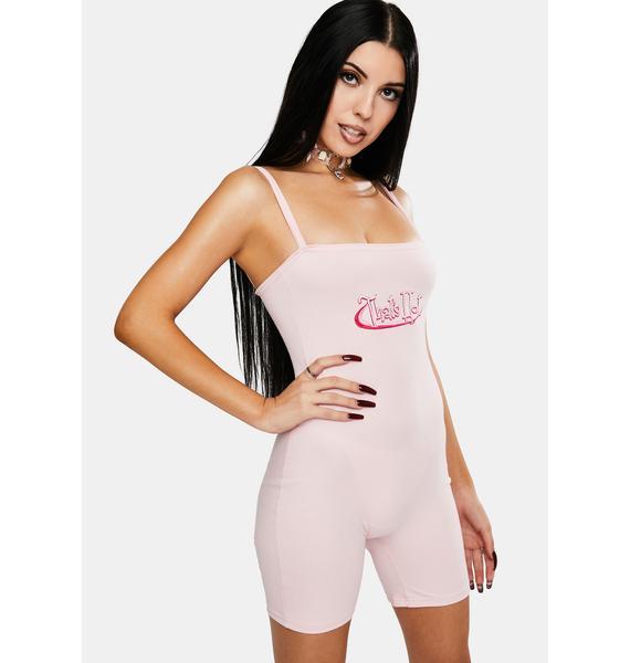 Cotton Candy Apparel That's Hot Romper Bodysuit