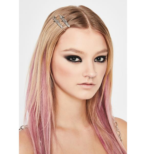 So Sagittarius Hair Pins