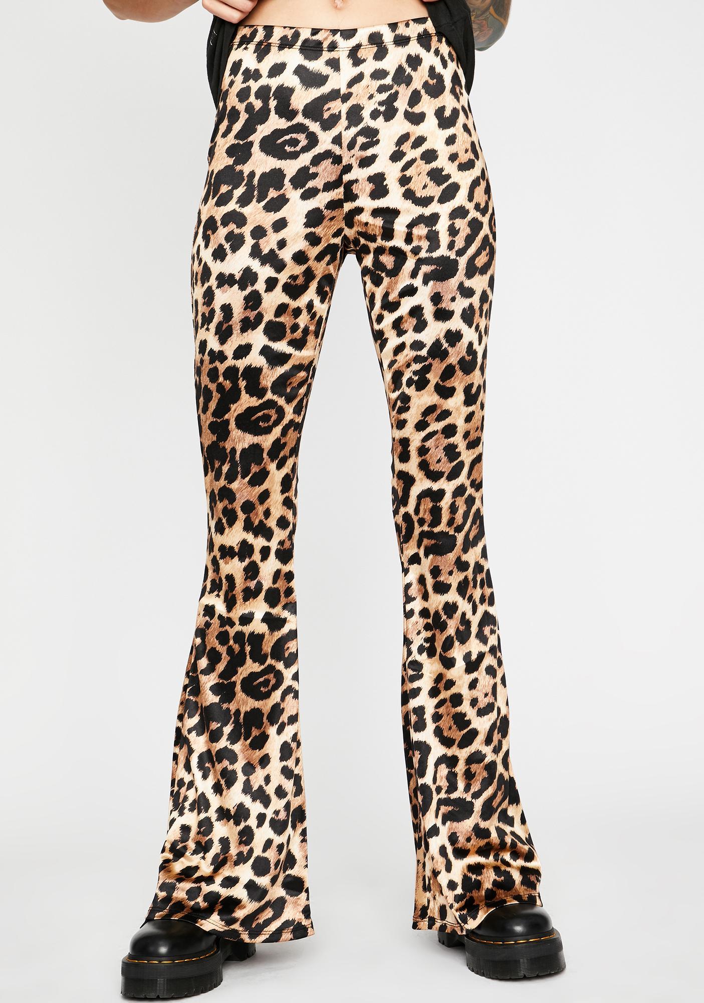 Wild Wonder Flare Pants