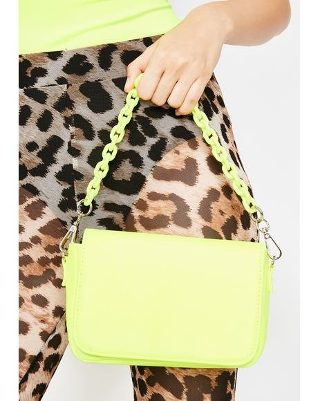 Electric Link Me Chain Crossbody