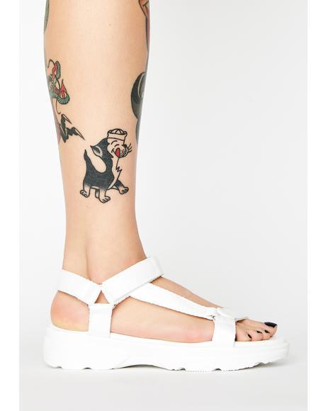 Flex Alert Strappy Sandals