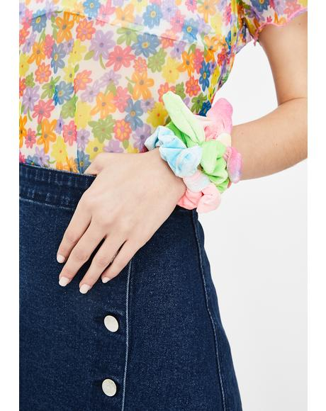 Sweet Dreamz Scrunchies Set