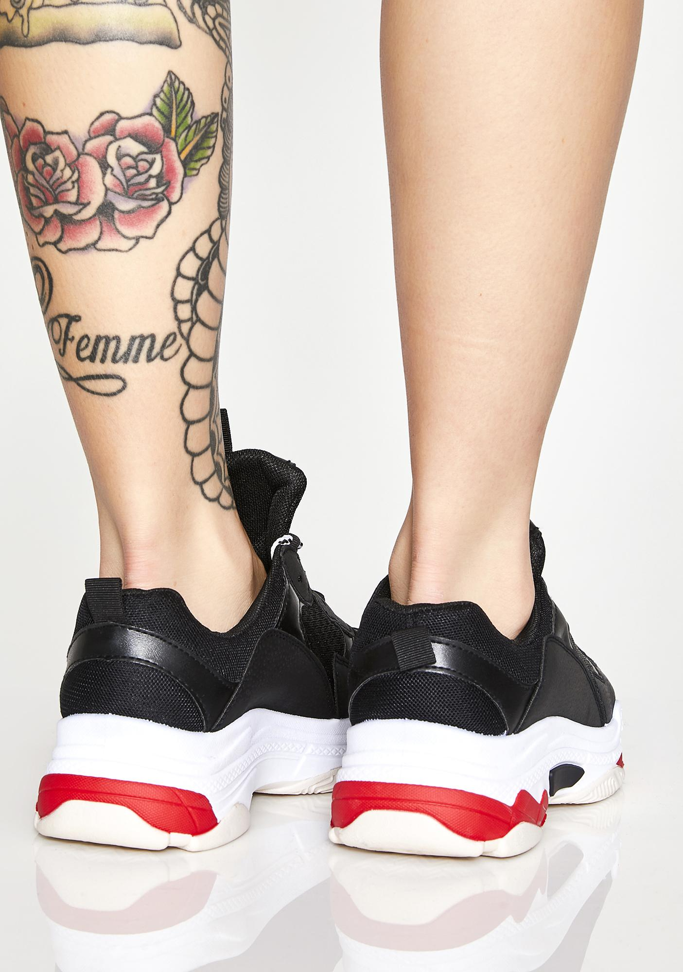 Wicked Hot Mama Sneakers