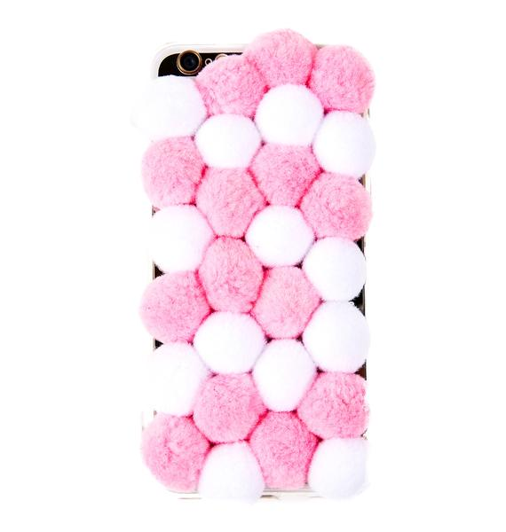 Baby Pom Pom iPhone 6 Case