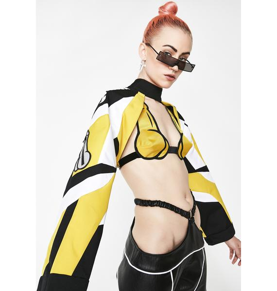 Namilia Motocross Choker Jacket