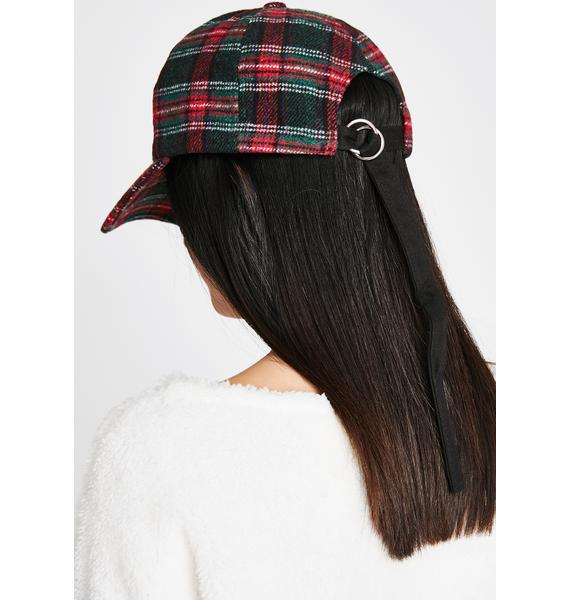 Get Ready Plaid Hat