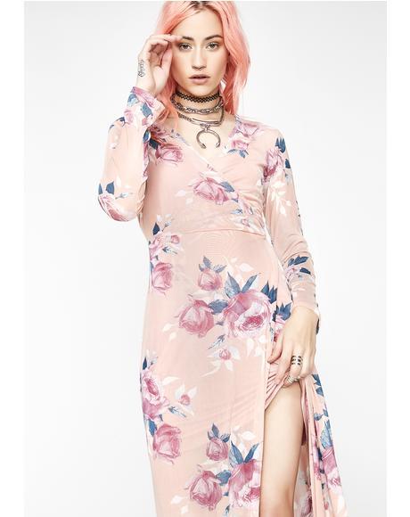 Primrose Wrap Dress