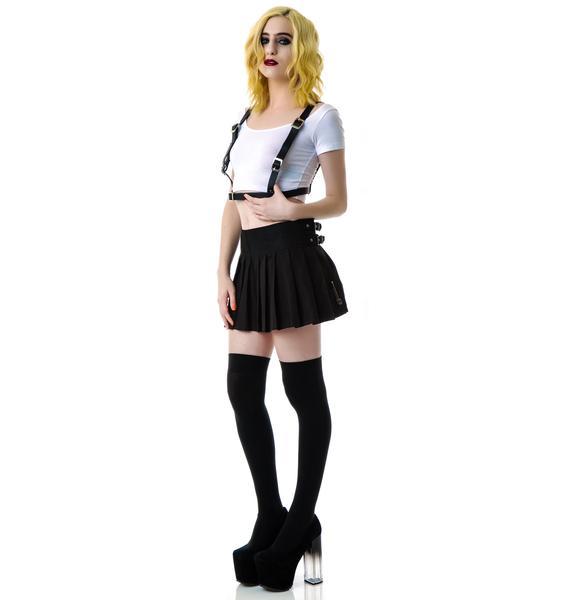 Deandri Suspender Belt Harness