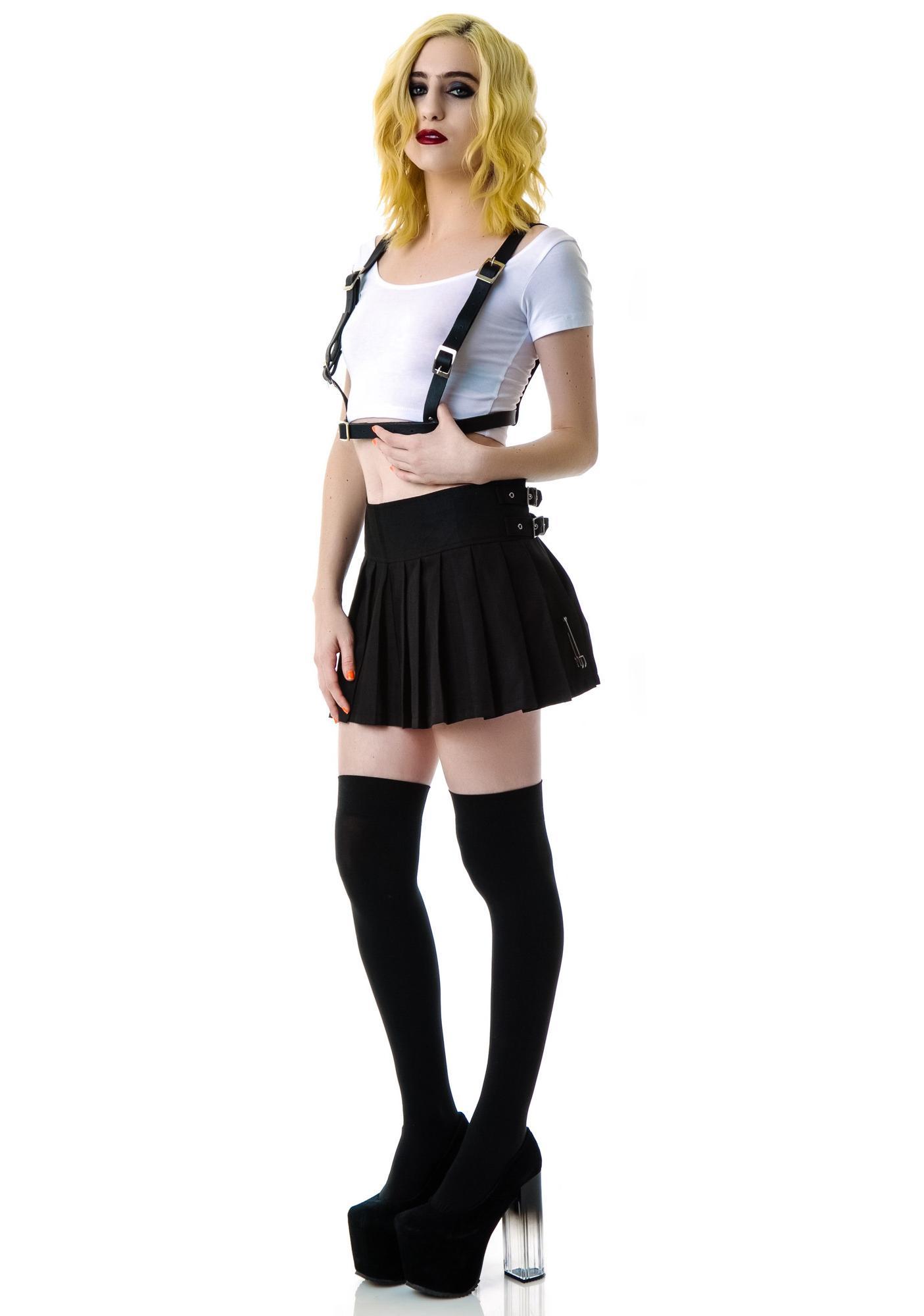 Suspender Belt Harness
