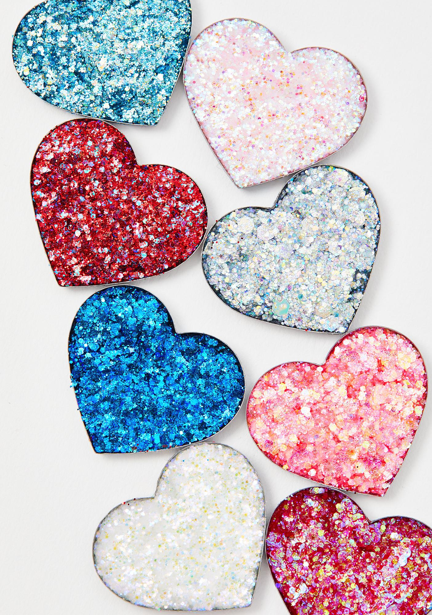 Glitter Injections Love 5 Pressed Glitter