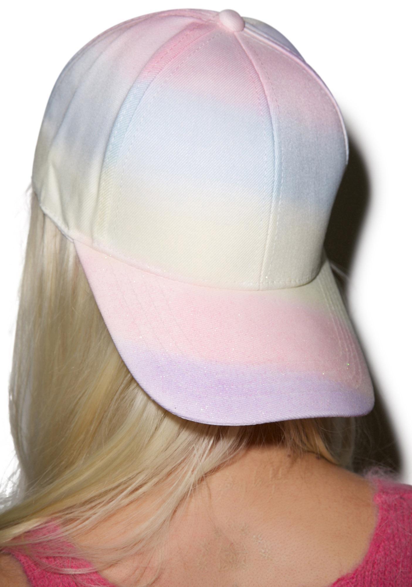 Unicorn Puke Cap
