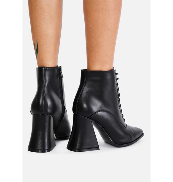 Lamoda Breaking Curfew Ankle Boots
