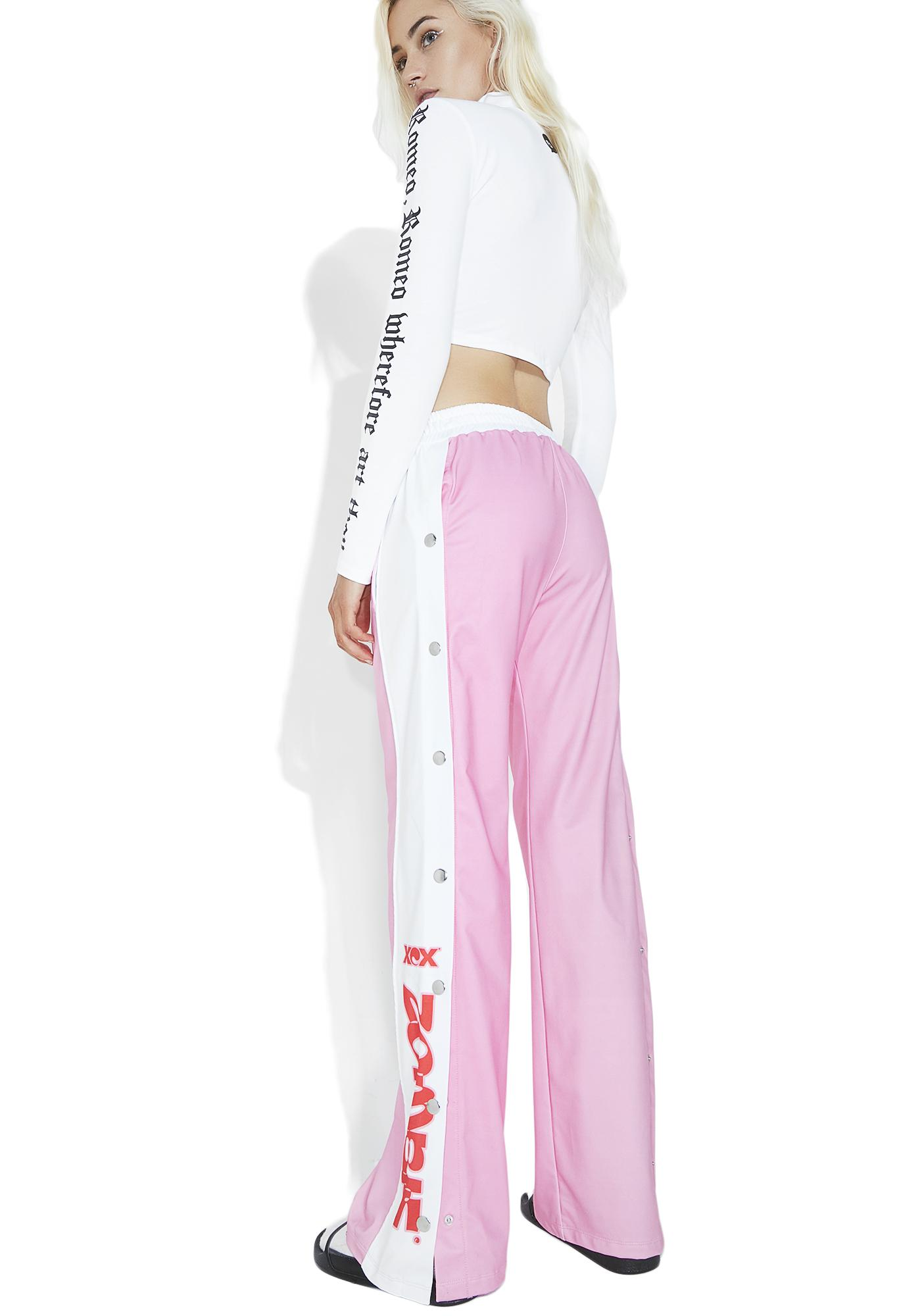 Illustrated People Charli XCX Popper Tracksuit Bottoms
