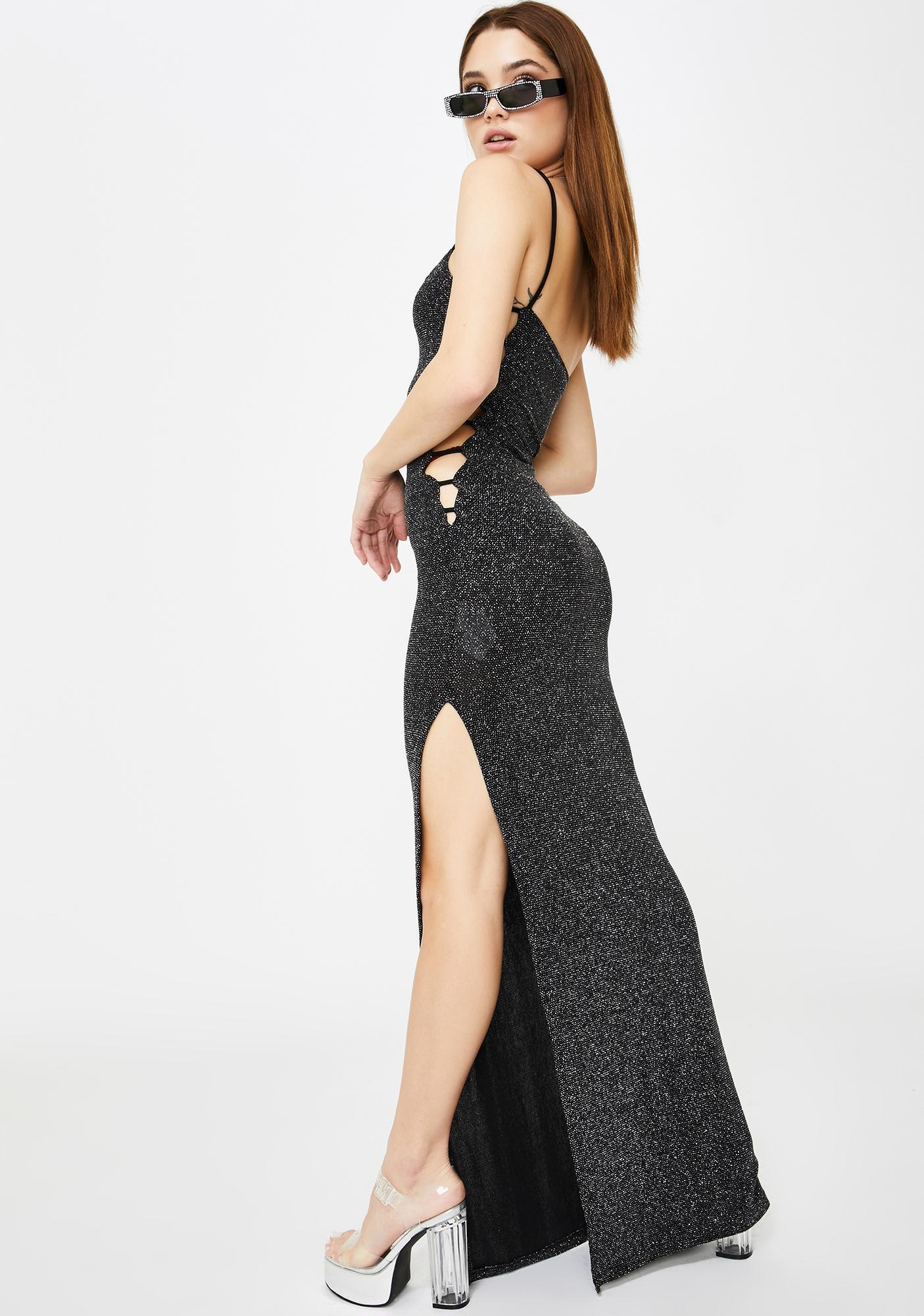 Kiki Riki Risky Reward Maxi Dress