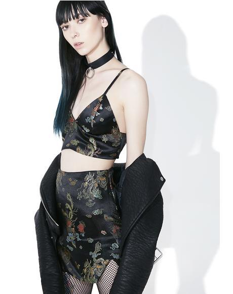 Wang Fei Bralette