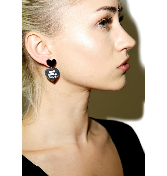 Haus of Dizzy Bad Girls Club Earrings
