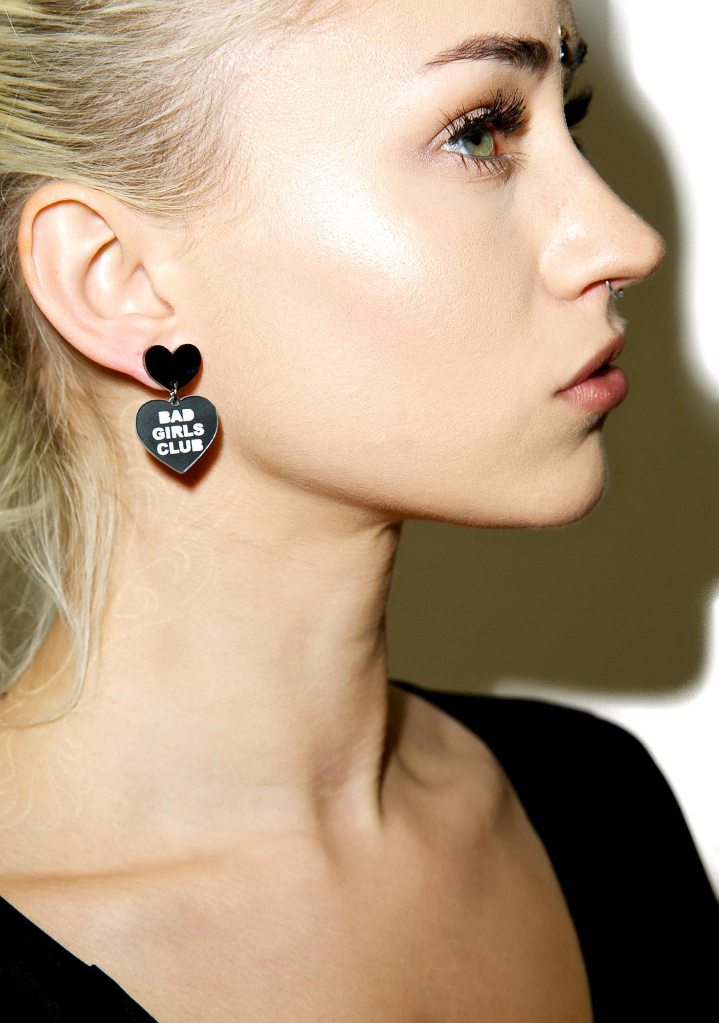 Haus of Dizzy Bad Girls Club Earrings