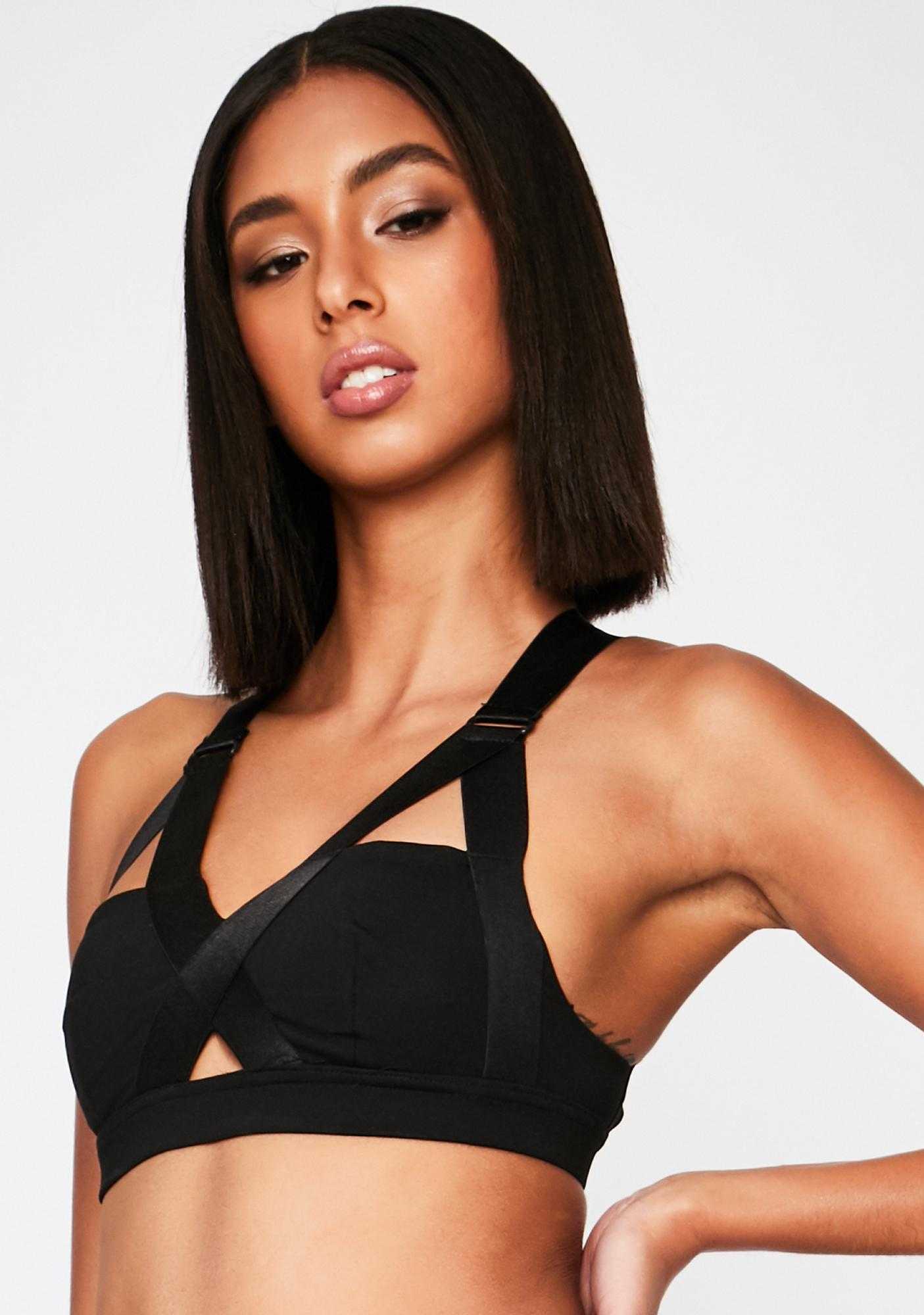 Run It Forward Sports Bra