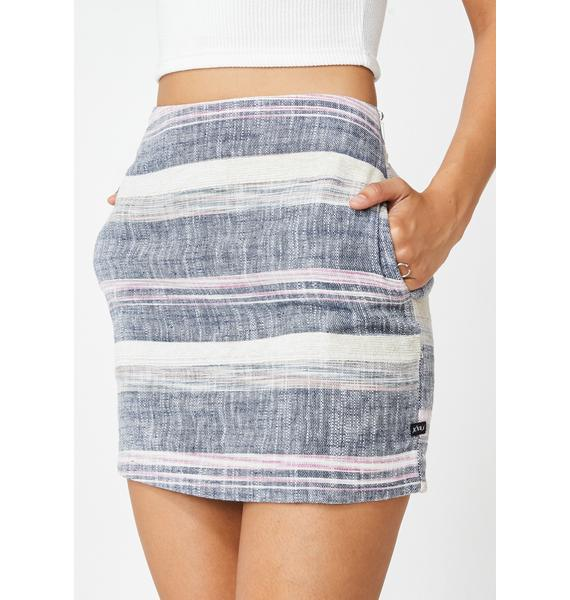 Lira Clothing Ensenada Mini Skirt