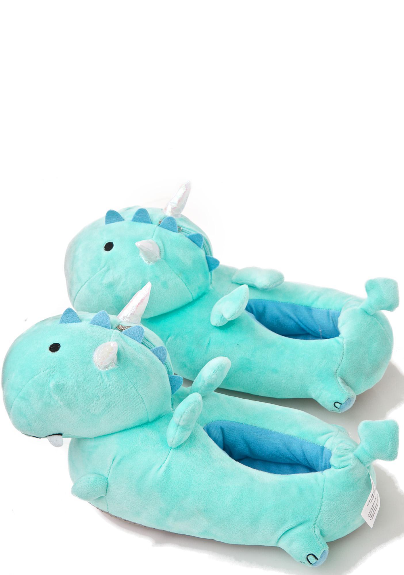 Smoko Dragon BB Light-Up Slippers
