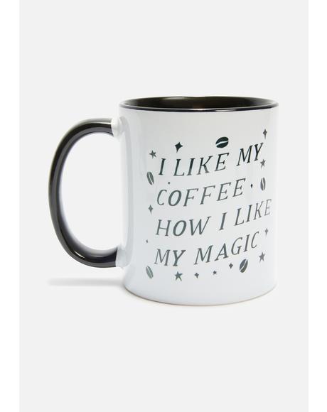 Coffee and Magic Mug