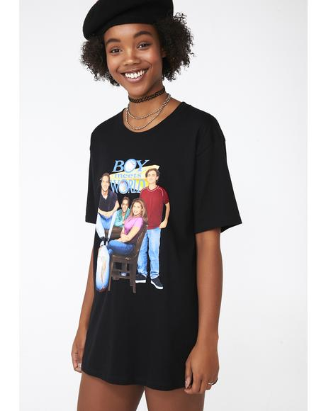 Teen Meets World Graphic Tee