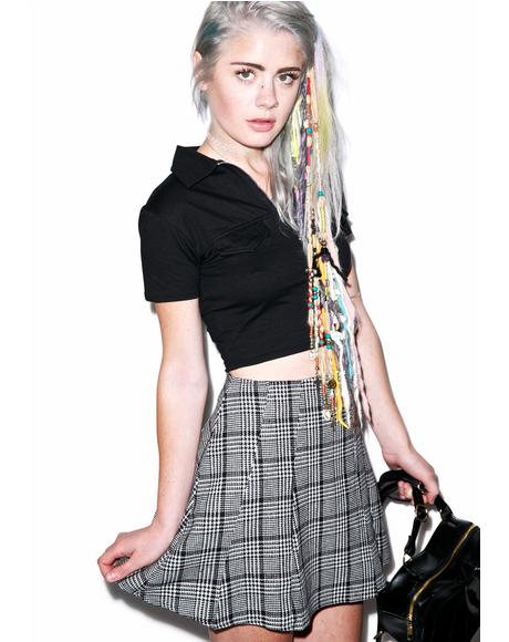 Rex Mini Skirt