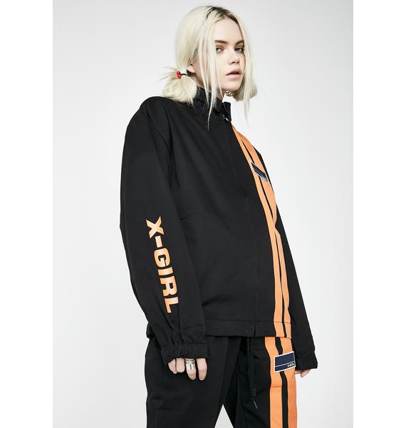 x-Girl Pit Crew Jacket
